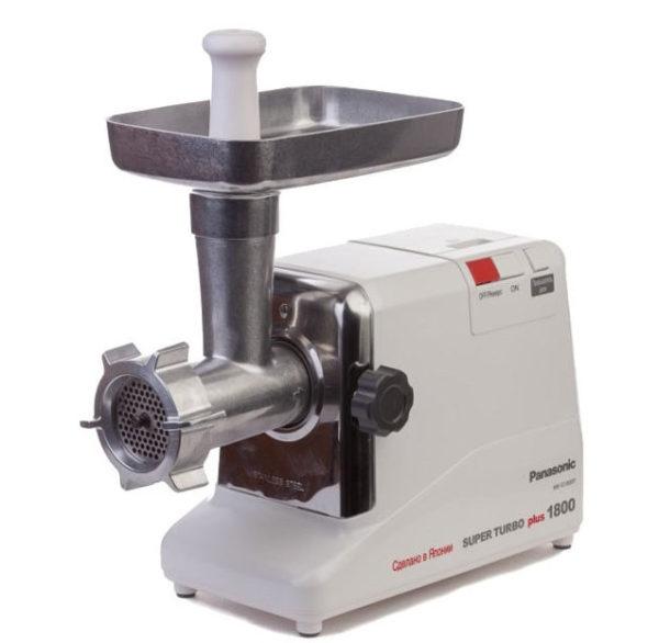 تصویری از چرخ گوشت پاناسونیک مدل MK-G1800