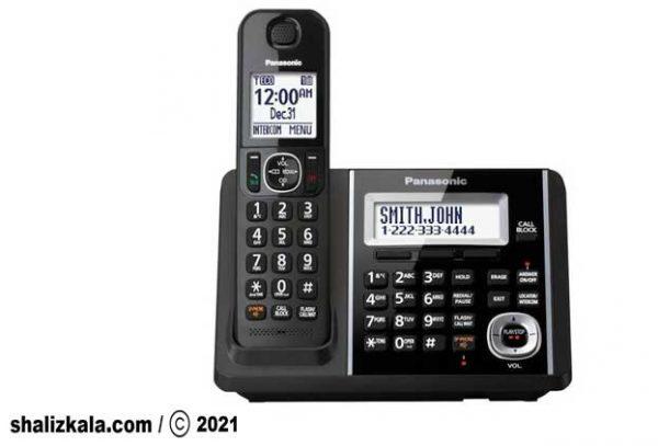 تصویری از تلفن بیسیم پاناسونیک مدل KX-TGF342