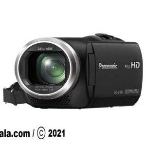 تصویری از دوربین فیلم برداری پاناسونیک مدل HC-V180