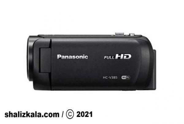 تصویری از دوربین فیلم برداری پاناسونیک مدل HC-V385
